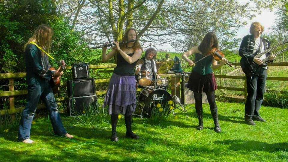 Image of The Outlandish Knights Ceilidh Band